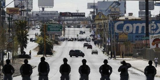 Mueren ocho policías y cuatro resultan heridos en un enfrentamiento en México