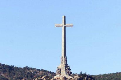 """Falange se querellará por las """"profanaciones"""" en el Valle de los Caídos"""