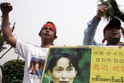 Suu Kyi no votará en las elecciones birmanas