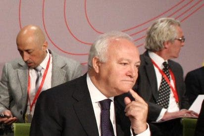 """Moratinos exigirá a Chávez """"una respuesta definitiva"""" en el caso Cubillas"""