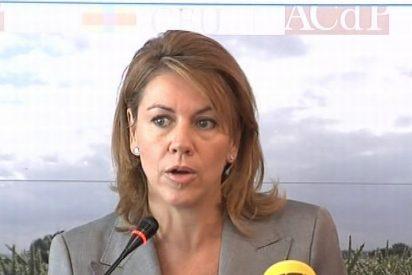"""Cospedal ve """"inconcebible"""" que CC apoye unas cuentas que son """"malas"""" para Canarias y para España"""