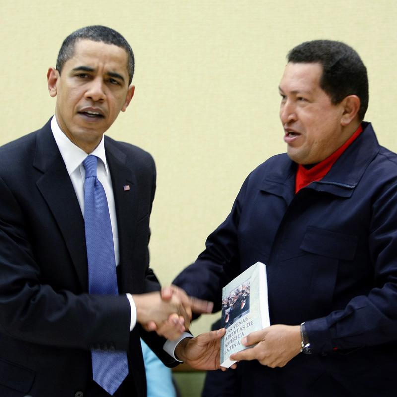 Chávez dice que la presión de EEUU sobre América Latina ha aumentado