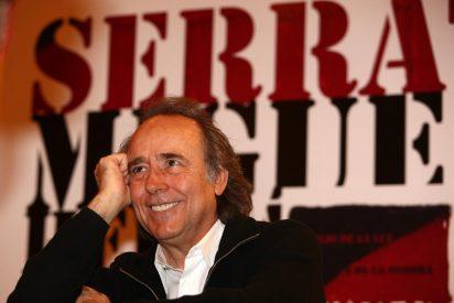 Joan Manuel Serrat presenta a los canarios su último trabajo 'Hijo de la luz y de la sombra'
