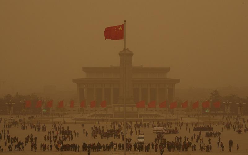 China quiere reducir un 17,3% su intensidad energética para 2015