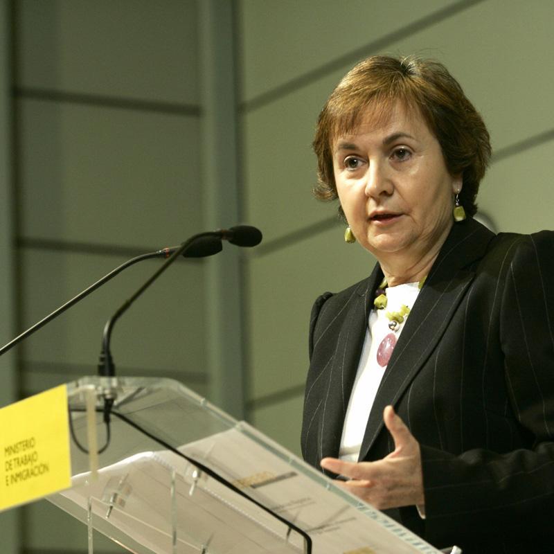 Trabajo espera que Díaz Ferrán sea sustituido al frente de la CEOE