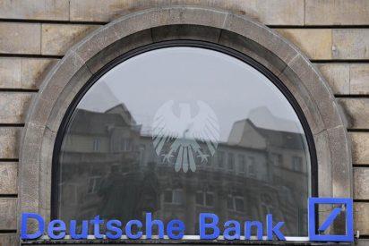 Deutsche Bank pierde 1.213 millones en el tercer trimestre