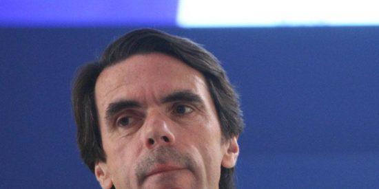 """Aznar rechaza legalizar a Batasuna mediante """"grotescos juegos de palabras"""""""