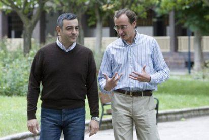 """PP Vasco advierte a PSE que, si se buscan """"atajos"""" en el fin del terrorismo, """"vaciará de contenido"""" el pacto con el PP"""