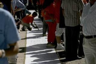 Cultura.- Se extenderá un poema de 100 metros en la tierra para celebrar el centenario de Miguel Hernández