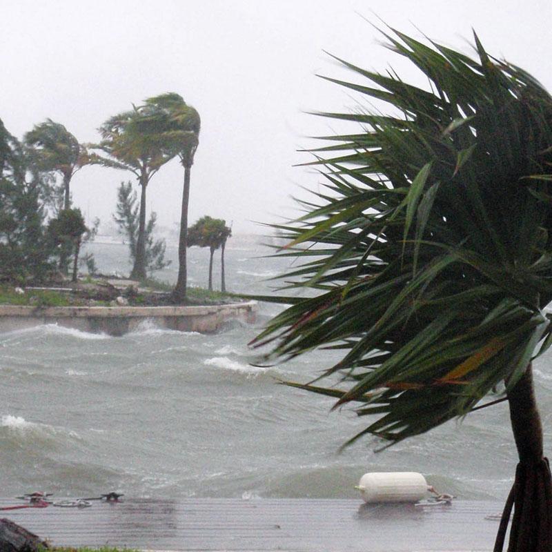 La tormenta 'Tomás' se convierte en huracán