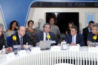 El consejero delegado de la SER, Augusto Delkáder, primera víctima de la 'espantada' de Paco González