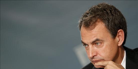 El presidente Rodríguez Zapatero prevé una subida del paro en septiembre