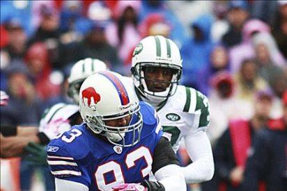 38-14. Tomlinson y Sánchez exhibieron el poder ofensivo de los Jets