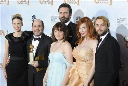 """La miseria sofisticada de """"Mad Men"""" llena Cannes de un turbio glamour"""