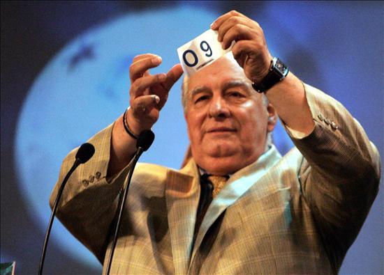 Argentina, Brasil y Uruguay serán cabezas de grupos