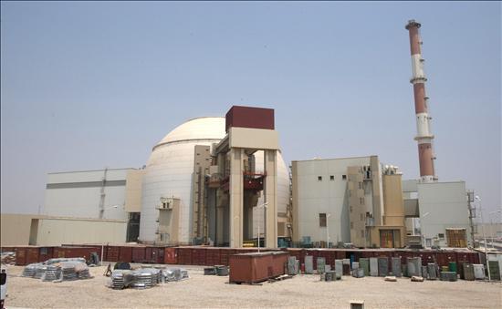 Irán comienza a inyectar combustible nuclear por primera vez en Bushehr