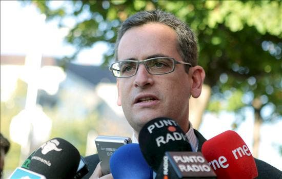 Basagoiti afirma que no hace falta negociar con ETA, sino vencerla para evitar rescoldos