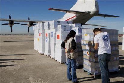 Castilla y León recibirá 12 aviones cargados de material sanitario para enfrentarse al Covid 19
