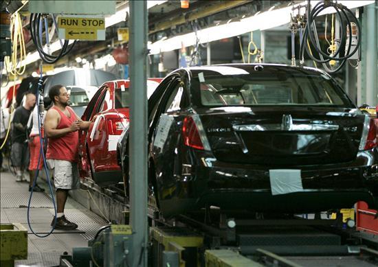 Ford gana 6.371 millones de dólares en los nueve primeros meses de 2010