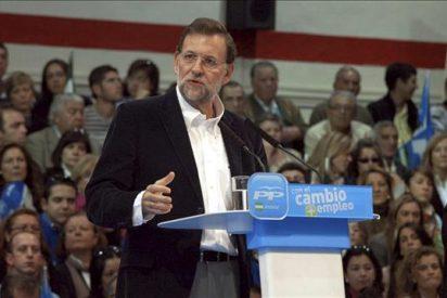 Rajoy dice que el PP está abierto a pactos pero sobre propuestas del Gobierno