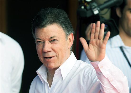 El presidente de Colombia cuestiona la estrategia global contra las drogas
