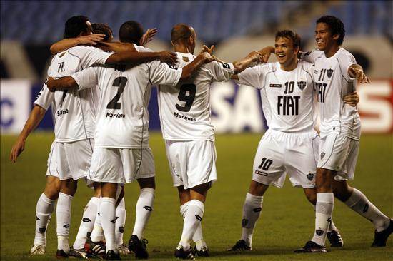 El Atlético Mineiro recibirá con suplentes al Palmeiras