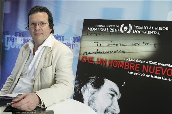 """Bauer rescata al """"Che"""" más íntimo e intelectual, contado en primera persona"""