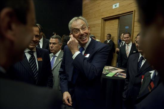 Tony Blair dice que Brasil no decepcionará con los Juegos Olímpicos del 2016