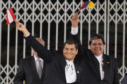 Perú y Ecuador acuerdan reducir la presencia militar en la frontera