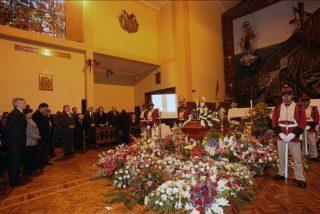 Muere la presidenta de la Cámara de Senadores de Bolivia, Ana María Romero