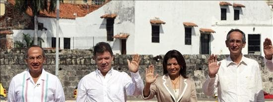 México y Colombia plantan cara a EE.UU. y cuestionan su política antidrogas