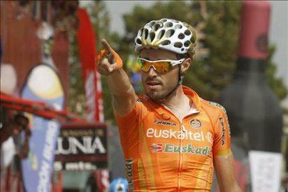 El campeón olímpico Samuel Sánchez dice que la racha de España puede acabar