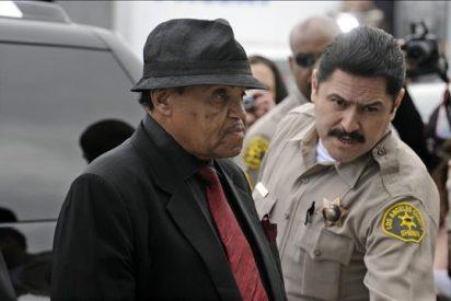 Los tribunales niegan al padre de Michael Jackson acceso a la herencia