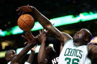 """88-80. Allen salva a los Celtics de la primera derrota ante los """"Beach Boys"""""""