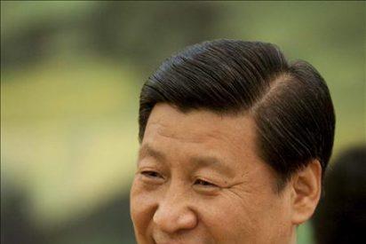 """El """"delfín"""" de Hu Jintao hace su primera aparición como alto cargo militar"""