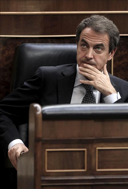 Zapatero asegura haber hecho más esfuerzos contra la pobreza que el PP