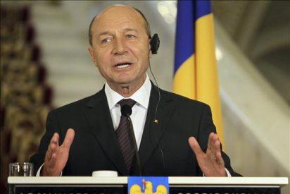 Protestas contra el Gobierno rumano, que hoy afronta una moción de censura