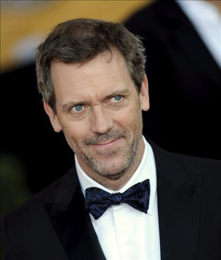 """Hugh Laurie asegura que pensó que """"House"""" duraría dos semanas"""