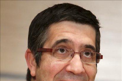 """López dice que no ha movido un """"ápice"""" su política hacia Batasuna"""