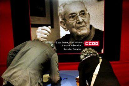 Muere Camacho, figura de la transición y de los derechos de los trabajadores
