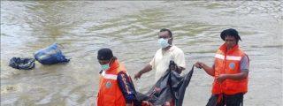 Indonesia eleva a 435 los muertos por el tsunami en las islas Mentawai