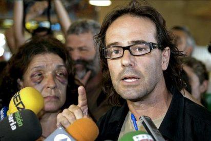 Ocho activistas canarios retenidos por la Policía marroquí en El Aaiún