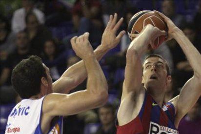 84-44. El Barça destroza al Menorca desde los 6,75
