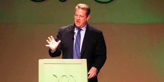 """Al Gore: """"En el Perú tienen una culinaria increíble"""""""