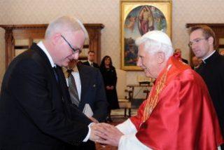 """El Papa defiende la importancia de conservar la """"identidad cristiana"""""""