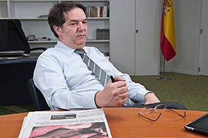 """Bieito Rubido: """"El papel no tiene ninguna ventaja sobre Internet"""""""