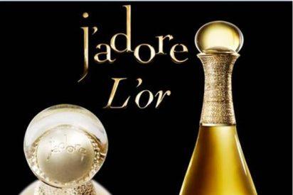 J'adore L'Or, un homenaje al oro de Dior