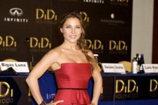 Elsa Pataky espectacular en la presentación de 'Didi Hollywood'
