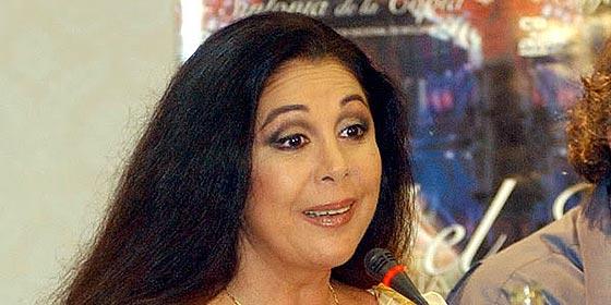 Isabel Pantoja intenta impedir una entrevista en Antena 3