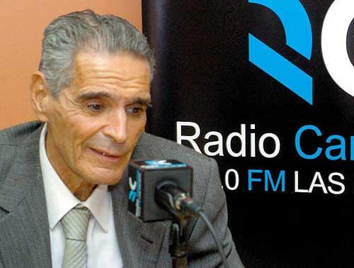 Pataleta de Canarias 7 por la designación de Soria como candidato